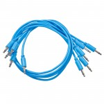 BMM patch cables, blue, 9cm.