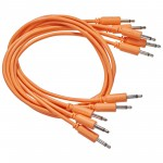 BMM patch cables, orange, 9cm.