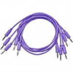 BMM patch cables, violet, 9cm.