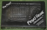 Floyd Rose 7str. Tremolo kit, black.
