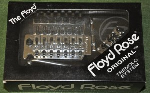 Floyd Rose 7str. Tremolo kit, chrome. ― Guitar-Supply.ru