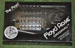 Floyd Rose Original tremolo kit, chrome.