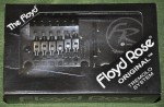 Floyd Rose Pro Tremolo kit, black.