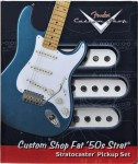 Fender Custom Shop Fat 50's Strat Set