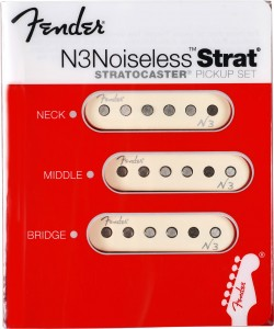 Fender N3 Stratocaster Set. ― Guitar-Supply.ru