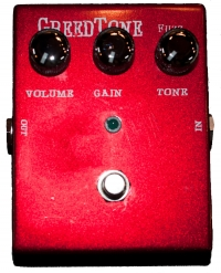 GreedTone Fuzz ― Guitar-Supply.ru