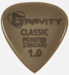 Gravity Gold Series Classic Pointed Standard 1mm