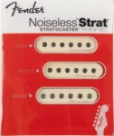 Fender Hot Noiseless strat set.