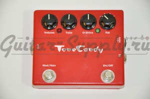 ToneCandy Custom Double Overdrive\Distortion ― Guitar-Supply.ru
