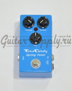 ToneCandy Spring Fever Reverb ― Guitar-Supply.ru