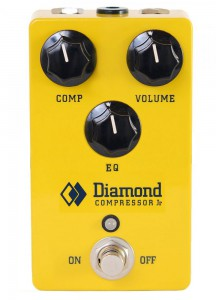 Diamond Compressor Jr ― Guitar-Supply.ru