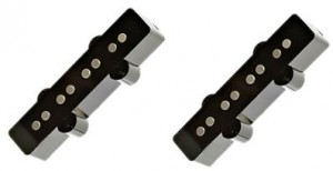 Lollar Jazz Bass Style set, 4 strings. ― Guitar-Supply.ru